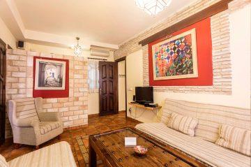 alojamientos en Granada