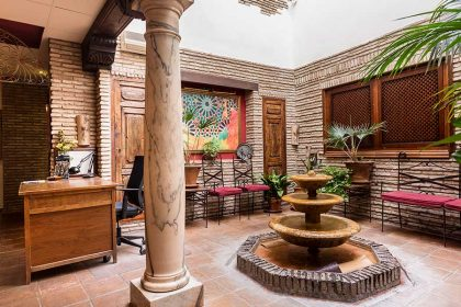 Hotel en Granada centro