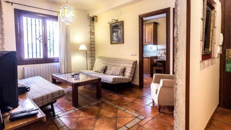 Apartamentos con encanto en Granada